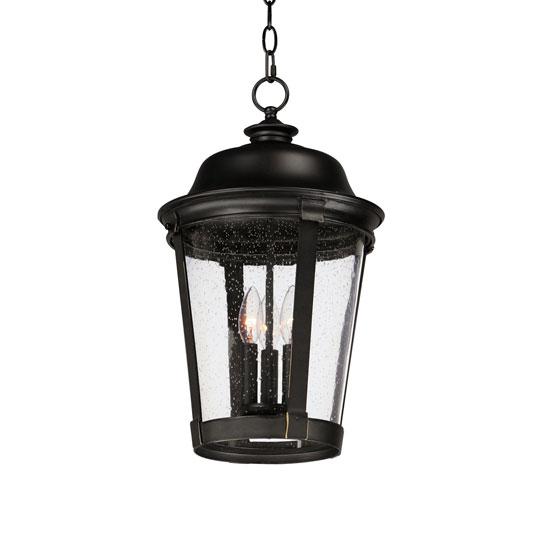 Dover Cast 3 Light Outdoor Hanging Lantern
