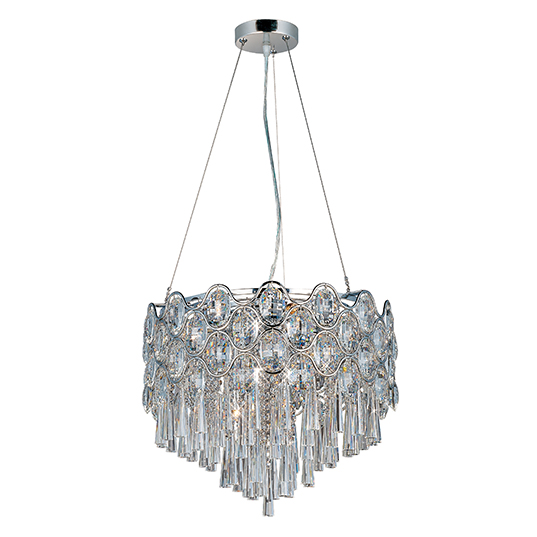 Jewel 12 Light Pendant