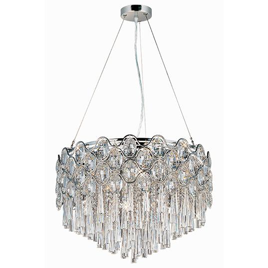 Jewel 20 Light Pendant