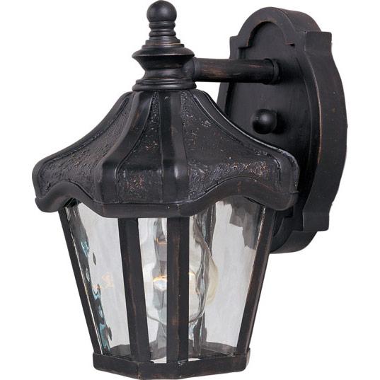 Garden Vx 1 Light Outdoor Wall Lantern