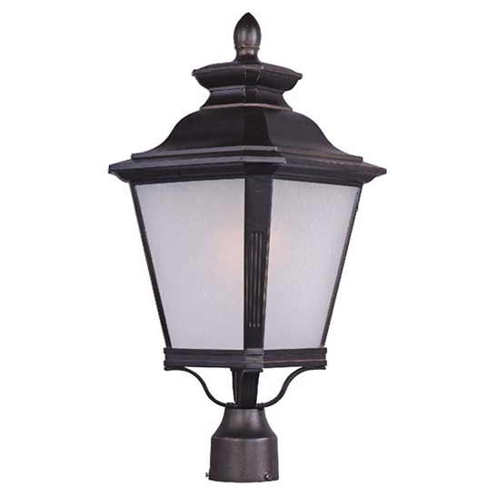 Light Pole Terminology: Knoxville LED Outdoor Pole/Post Lantern