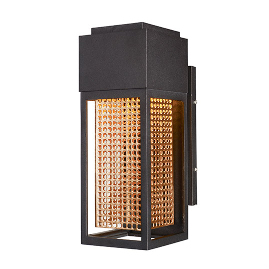 Townhouse LED Outdoor Wall Sconce Outdoor Maximlighting Gorgeous Wall Light Exterior Model Collection