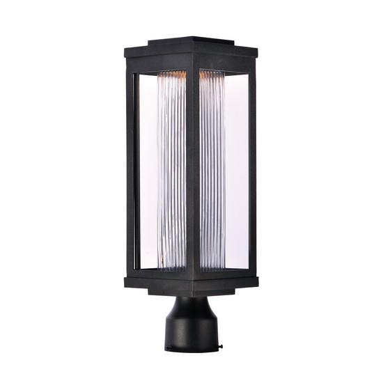 Light Pole Terminology: Salon LED 1-Light Outdoor Post