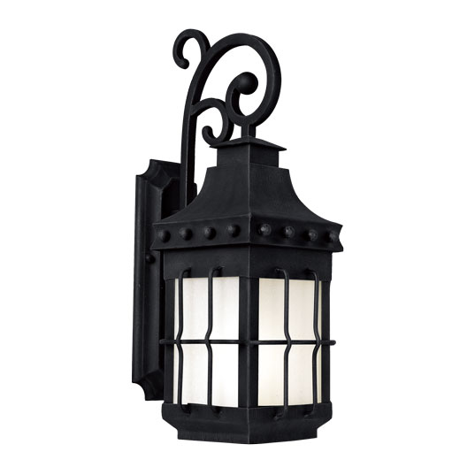 Nantucket Led 1 Light Outdoor Wall Lantern