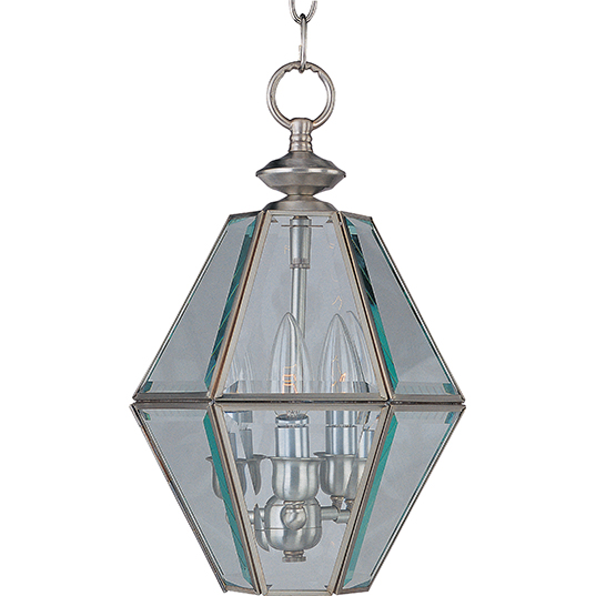 Bound Glass 3 Light Entry Foyer Pendant