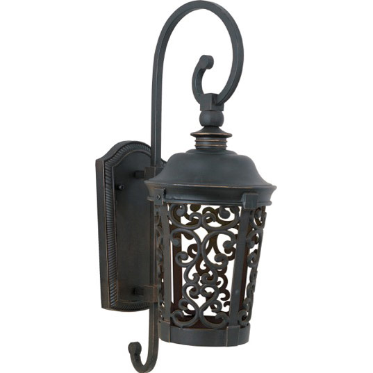 ... 1 Light Outdoor Wall Lantern. 86393BZ