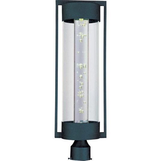 New Age Led Outdoor Pole Post Lantern