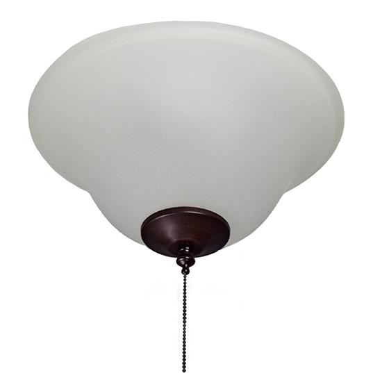 Ceiling fan light max wattage : Light ceiling fan kit w wattage limiter